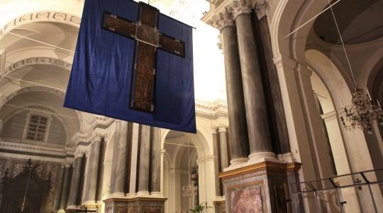 Calendario Settimana Santa: la prima di Mons. Arnolfo a Vercelli