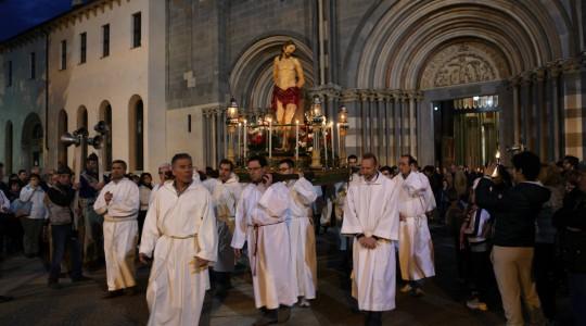 Sant'Andrea: programma Settimana Santa