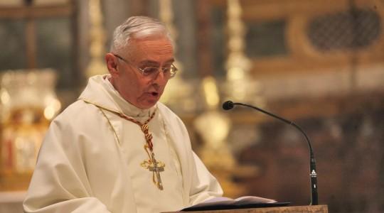 il 4 marzo S. Messa per i papà: presiede Mons. Giuseppe Cavallone
