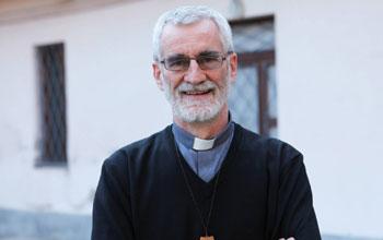 l'Arcivescovo Marco alla Madonna degli Infermi
