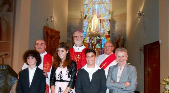 L'Arcivescovo di nuovo al Santuario Nostra Signora di Fatima