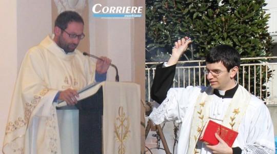 Sabato 25 don Galazzo diventa Parroco di Casalbeltrame e Domenica 26 don Solla Parroco al Concordia