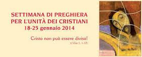 dal 18 al 25 gennaio ecco gli appuntamenti di preghiera per l'unità dei cristiani