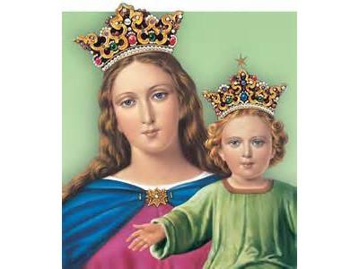 Festa di Maria Ausiliatrice al Belvedere