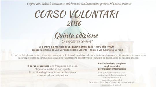 Corso Volontari - i Seminari diocesani