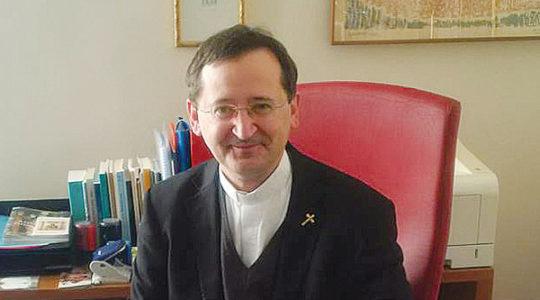 Il Papa invia Bodo a Saluzzo