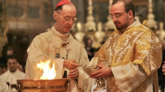 Agenda dell'Arcivescovo - Dal 10 al 17 marzo 2013