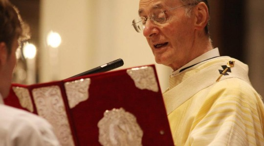 Agenda dell'Arcivescovo - Dal 17 al 24 febbraio