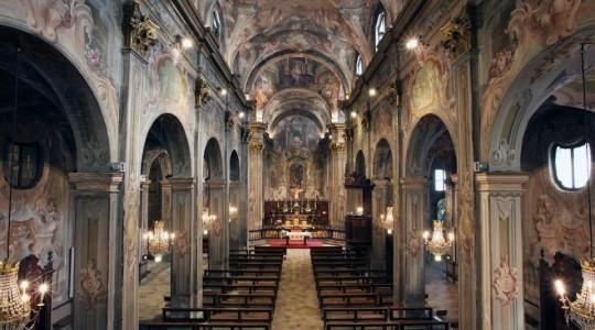 Chiesa di S. Cristoforo - Messa del Sacro Cuore