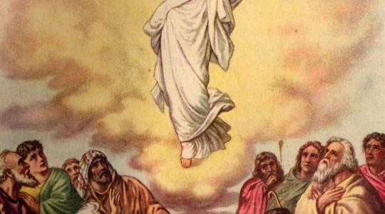 Signore, non tardare - Ascensione del Signore