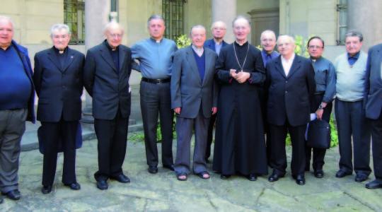 Fraternità sacerdotale - Giornata di condivisione