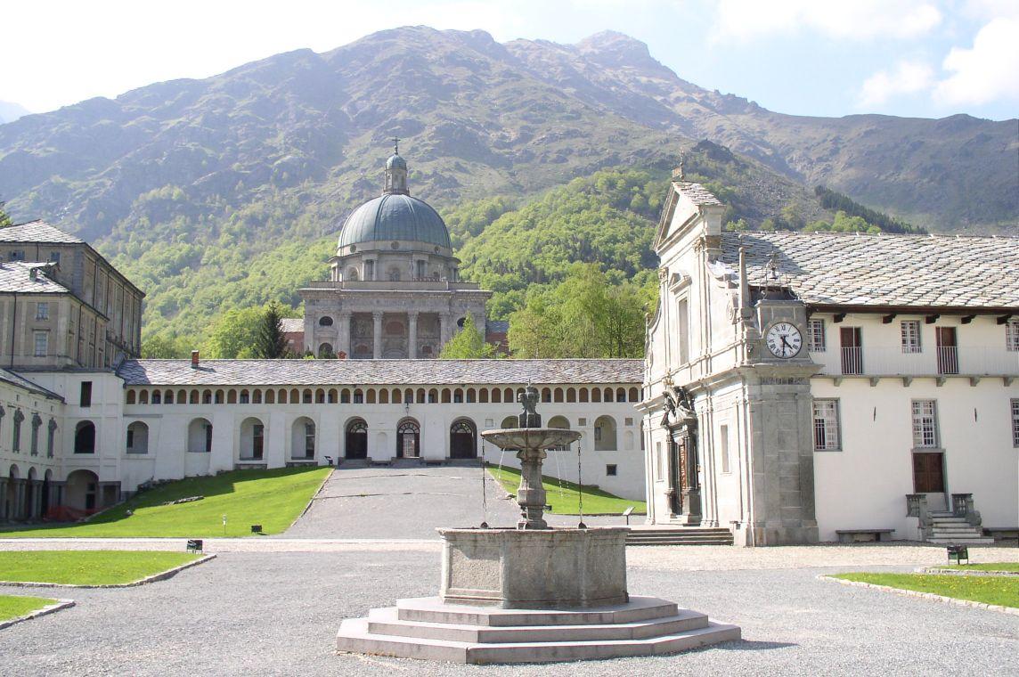 Santuario di Oropa
