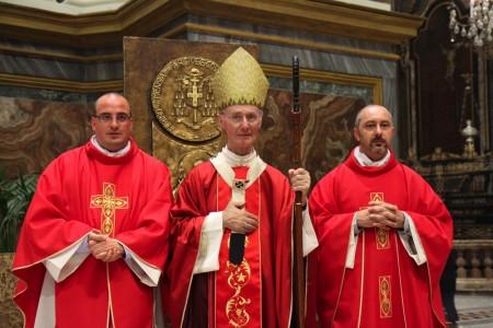 Ordinazione Sacerdotale don A. Matta e don A. Passera