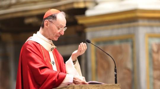 Agenda dell'Arcivescovo - Dal 20 settembre al 4 ottobre