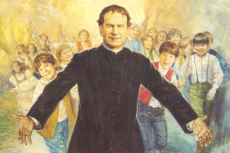 Reliquie di San Giovanni Bosco
