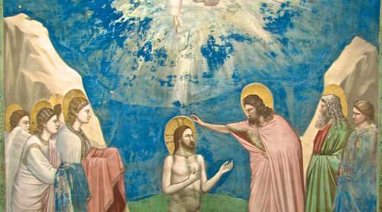In Cristo fortifichiamo la nostra fede - Battesimo di Gesù