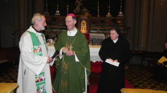 Premio Placido Vidale all'Agape di Borgosesia