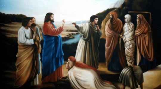 Cristo è risurrezione e vita - V domenica di Quaresima