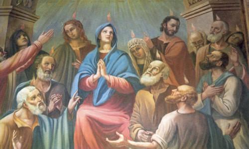Solennità di Pentecoste Gv 14,15-16.23b-26