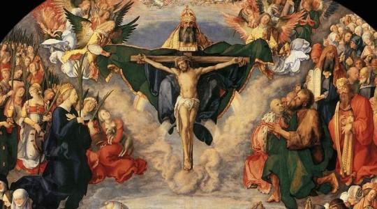 Domenica della SS. Trinità Gv 3,16-18