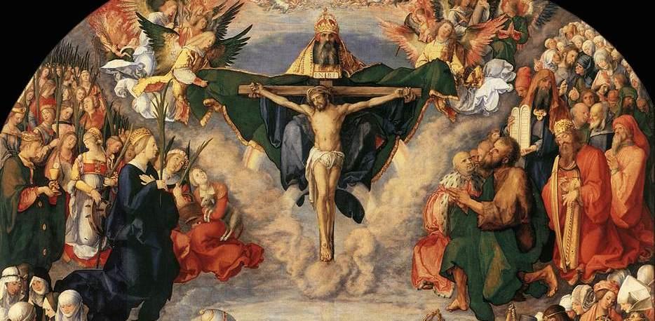 Domenica della SS. Trinità Gv 3,16-18 - Arcidiocesi di Vercelli