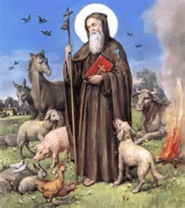 Sabato 17 gennaio Festa di Sant'Antonio Abate