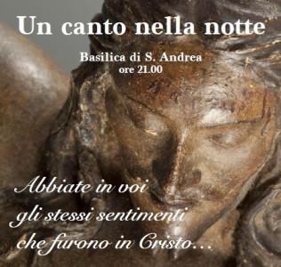 Al Sant'Andrea al via la fortunata serie de