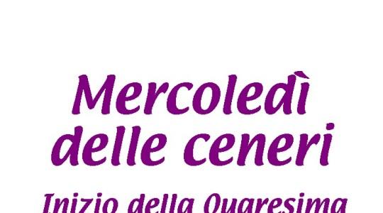 Apertura della Quaresima a Vercelli