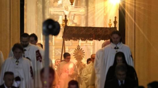 Corpus Domini in Diocesi