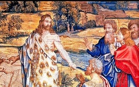 III domenica di Pasqua Gv 21,1-19
