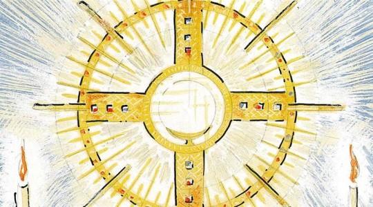 Celebrazione del Corpus Domini