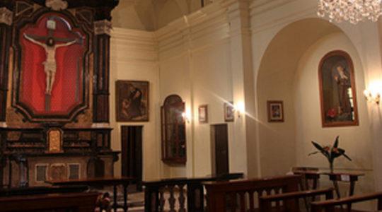 Messa per gli studenti a S.Antonio abate