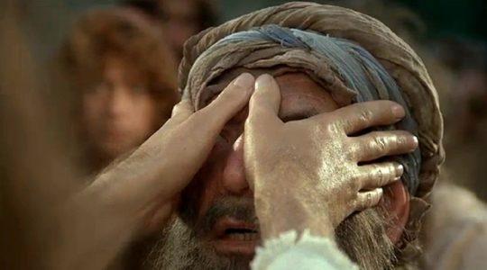 quarta domenica di quaresima Gv 9,1-41