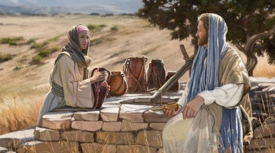 terza domenica di quaresima Gv 4,5-42