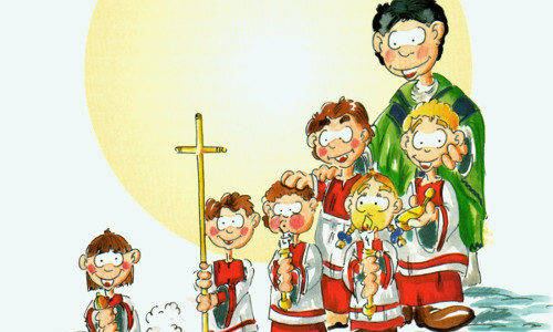 Festa annuale dei ministranti