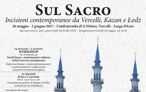 Vercelli - Kazan: Sul sacro