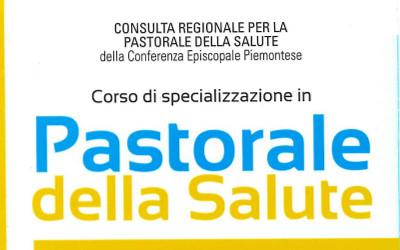 Corso di specializzazione Pastorale Salute 2017