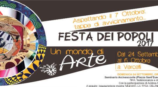 Festa dei Popoli: Visita interculturale e aperipopolo