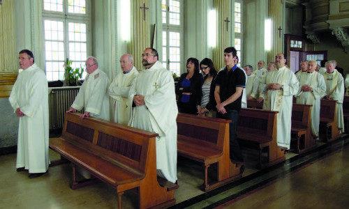 Ritiro di Avvento per i sacerdoti