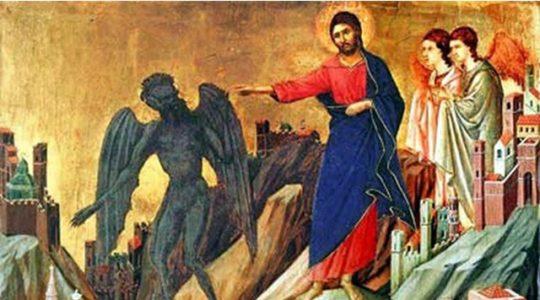 I domenica di Quaresima Mc 1,12-15