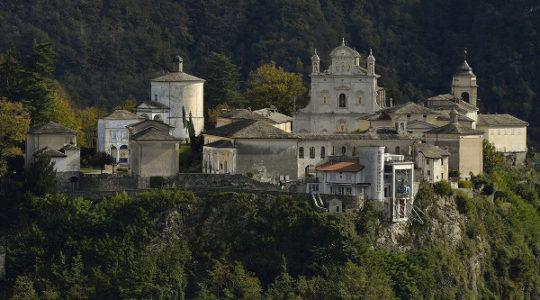 Visita al Sacro Monte di Varallo