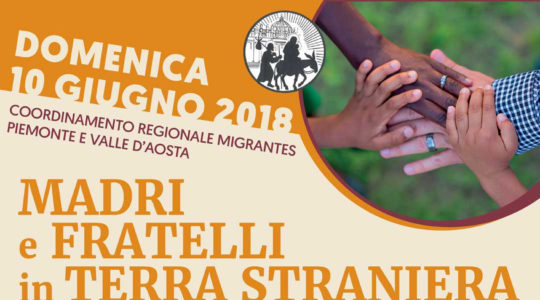 Pellegrinaggio regionale migrantes a Vercelli
