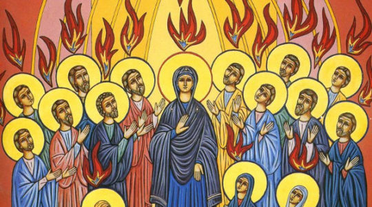 Domenica di Pentecoste Gv 20,19-23