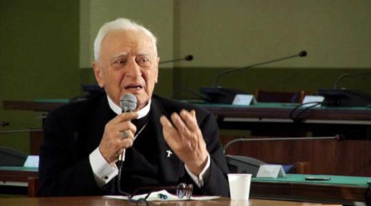 Lettera aperta di Mons. Bettazzi al Presidente del Consiglio