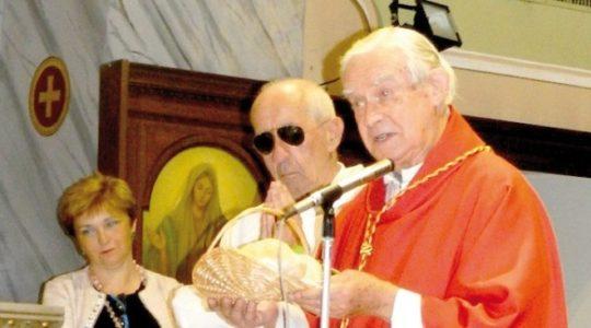 E' mancato Mons. Emiliano Giolito