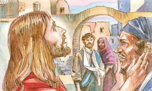 XXIII domenica tempo ordinario Mc 7,31-37