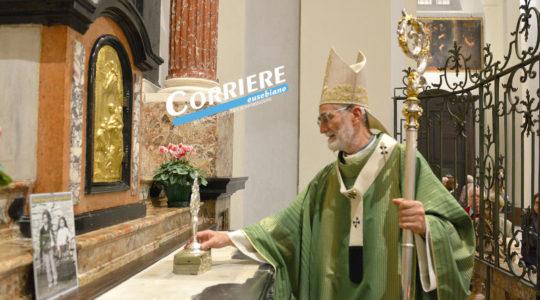 Le reliquie di Francesco e Giacinta Marto in Cattedrale