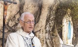 Mons. Franco Degrandi, la biografia