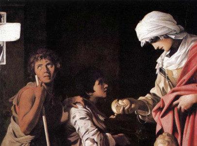 Santa messa in onore di Santa Elisabetta d'Ungheria