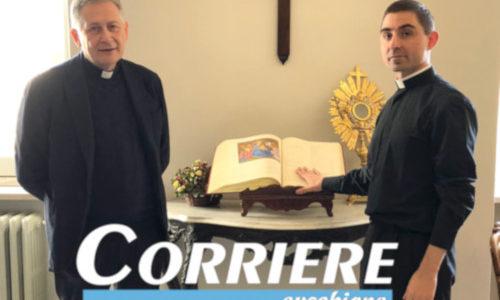 Ingresso in parrocchia di don Pier Leo Lupano